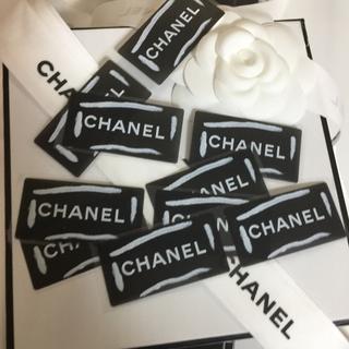 CHANEL - CHANEL ラッピングシール 10枚