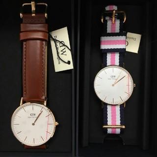 ダニエルウェリントン(Daniel Wellington)のダニエルウェリントン 腕時計 0507 -0506(腕時計)