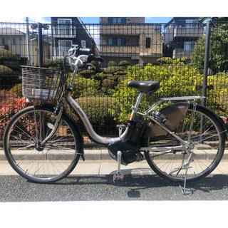 BRIDGESTONE - 2013.9購入ブリヂストン電動自転車アシスタDX26型3速8.7Ah