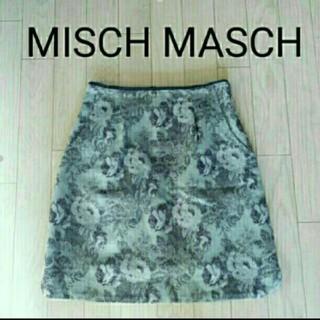 ミッシュマッシュ(MISCH MASCH)の美品❣ミッシュマッシュ*春*花柄スカート*(ミニスカート)