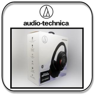 オーディオテクニカ(audio-technica)のオーディオ テクニカ SOLID BASS  BLUETOOTH ヘッドホン(ヘッドフォン/イヤフォン)