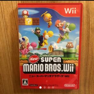 Wii - NEWスーパーマリオブラザーズ Wii