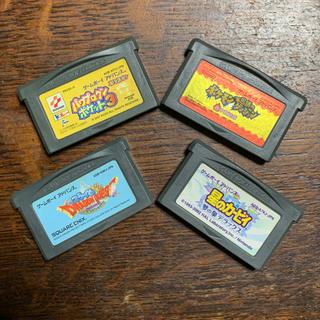 ゲームボーイアドバンス(ゲームボーイアドバンス)のゲームボーイアドバンス sp ソフト カセット(携帯用ゲームソフト)