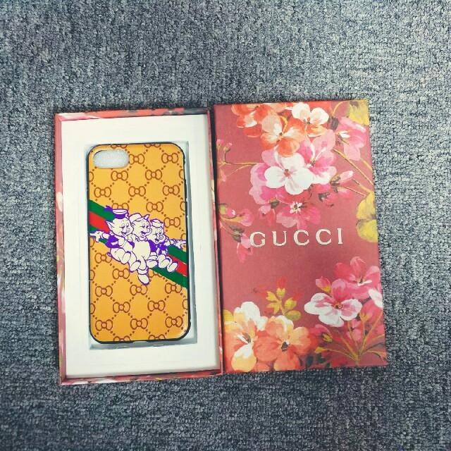 Gucci - 正規品 GUCCI グッチ★iPhon7/8用ケースの通販 by *Hiro KOTA*'s shop|グッチならラクマ