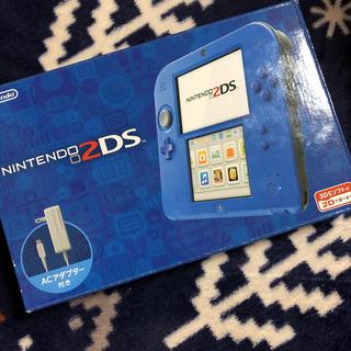 ニンテンドー2DS(ニンテンドー2DS)の任天堂 2DS(携帯用ゲーム本体)