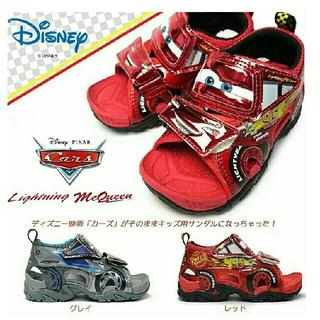 ディズニー(Disney)の新品 男の子 サンダル ディズニー カーズ マックイーン 17cm(サンダル)