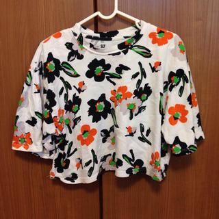 スライ(SLY)のSLY 花柄T(Tシャツ(半袖/袖なし))