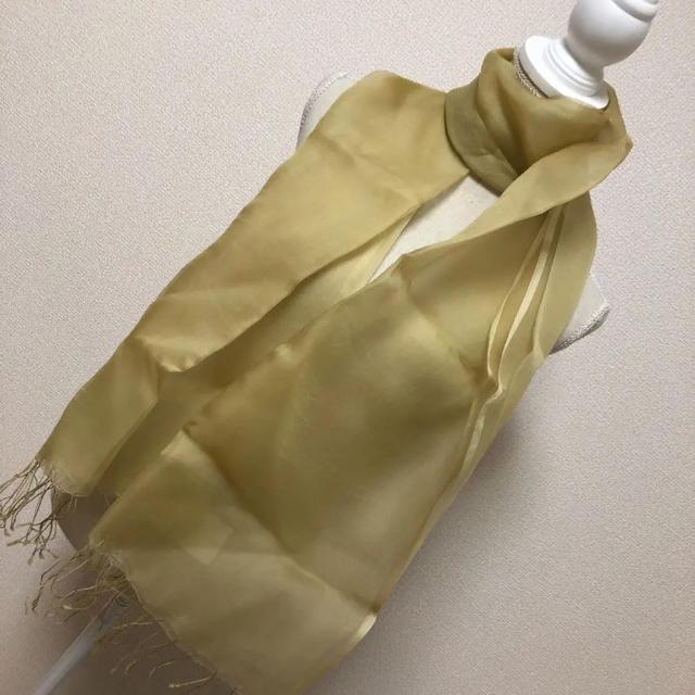 23区(ニジュウサンク)の新品 23区 ◇シルクショール レディースのファッション小物(マフラー/ショール)の商品写真