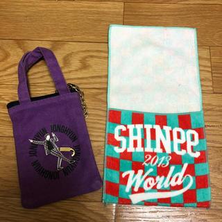 シャイニー(SHINee)のSHINee グッズ(アイドルグッズ)