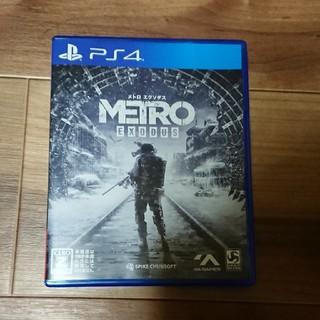 PlayStation4 - PS4 メトロエクソダス