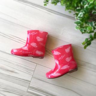 ビーデアール(B de R)の✨未使用品✨B de R 14㎝ レインブーツ(長靴/レインシューズ)