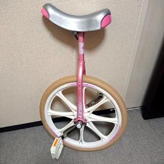 あさひオリジナル一輪車 20インチ ピンク 美品