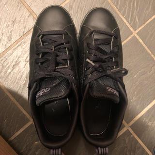 adidas 黒 スニーカー(スニーカー)