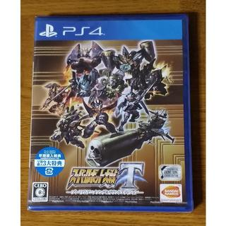 PlayStation4 - PS4 スーパーロボット大戦T 限定版 新品未開封 スパロボ SRW
