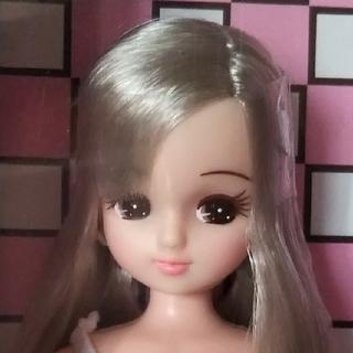 リカちゃんキャッスル 銀髪 リカちゃん