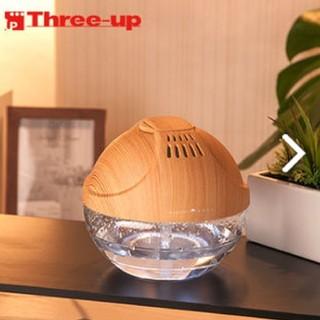 スリーアップ(株) NAGOMI [空気洗浄機]ナチュラルブラウン(木目)(空気清浄器)