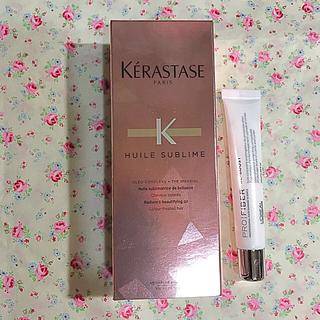 ケラスターゼ(KERASTASE)のケラスターゼ🌹HUユイルスブリム ティーインペリアル 100ml(オイル/美容液)