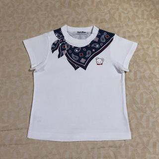 familiar - familiar    だまし絵Tシャツ    size   90cm