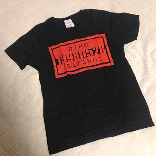 モーニングムスメ(モーニング娘。)の鞘師里保 Tシャツ モーニング娘。S(アイドルグッズ)