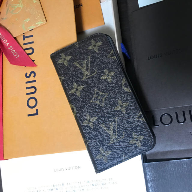 burberry iphone7 ケース 激安 | LOUIS VUITTON - ※LOUIS VUITTON※モノグラムフェリオ iPhoneX XRケースの通販 by aimer's shop|ルイヴィトンならラクマ