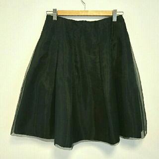 アマカ(AMACA)のAMACA スカート ❤美品❤(ひざ丈スカート)