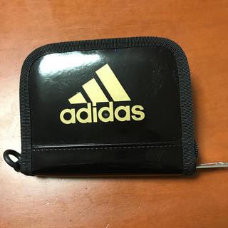 アディダス(adidas)のadidas エナメル財布(折り財布)