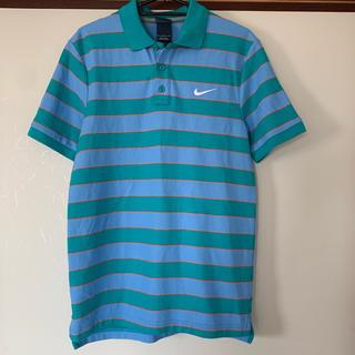 ナイキ(NIKE)のナイキ ポロシャツ 紺タグ 80年代 70年代(ポロシャツ)