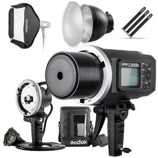 【新品未開封】Godox AD600BM (Bowensマウント)+豊富な付属品(ストロボ/照明)