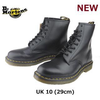ドクターマーチン(Dr.Martens)の【ドクターマーチン】1460 UK10 メンズ ブーツ 8ホール 黒 くろ(ブーツ)