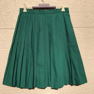 イエナ(IENA)のIENA イエナ スカート グリーン 緑 36(ひざ丈スカート)