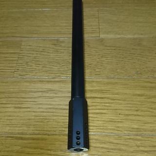 ライラクス MP5用延長アウターバレル(カスタムパーツ)