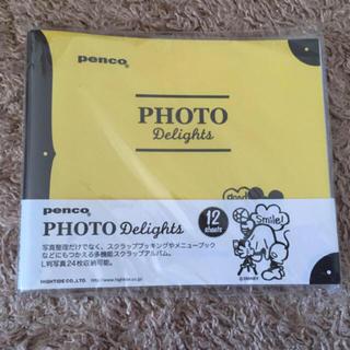 ディズニー(Disney)の【新品未使用】1365→650!半額 ミッキーアルバム(アルバム)