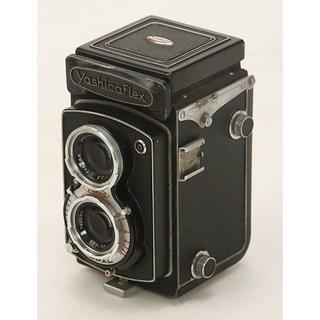 二眼レフ 動作確認済 Yashicaflex ヤシカフレックス C型(フィルムカメラ)