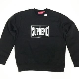 Supreme - SUPREME シュプリーム 19SS Warm Up スウェット ブラック