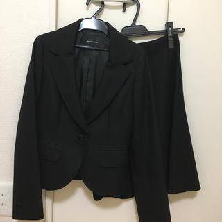 クイーンズコート(QUEENS COURT)のクイーンズコート☆ジャケット スカート  セットアップ スーツ(スーツ)