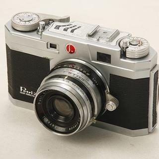 稀少? 機種不明 ペトリカメラ F2.8 レンジファインダー(フィルムカメラ)