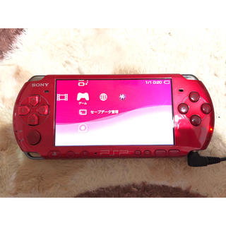 ソニー(SONY)のPSPポータブル(携帯用ゲーム本体)