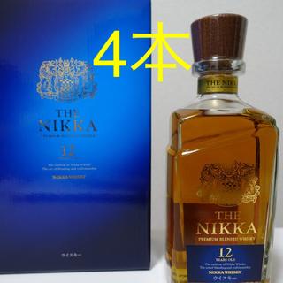 ニッカウイスキー(ニッカウヰスキー)のザ ニッカ 12年(ウイスキー)