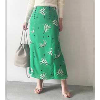 バナーバレット(Banner Barrett)のBANNER BARRETT★春スカート(ロングスカート)