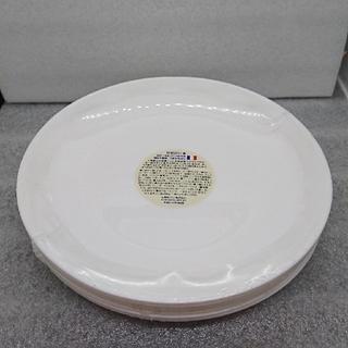 ヤマザキセイパン(山崎製パン)の山崎パン  白いお皿シリーズ  6枚セット(食器)