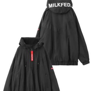 ミルクフェド(MILKFED.)のMILKFED. アウター コート(その他)
