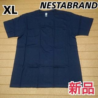 ネスタブランド(NESTA BRAND)の新品 未使用 NESTABRAND Tシャツ 無地 size XL(Tシャツ/カットソー(半袖/袖なし))