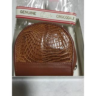 クロコダイル(Crocodile)のクロコダイル  小銭入れ  コインケース(コインケース/小銭入れ)