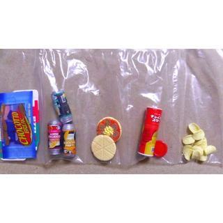 リーメント ぷちサンプル「ぷちコンビニ」お友達とパーティ 付属カード欠品