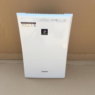シャープ(SHARP)のシャープ 空気清浄機 プラズマクラスター搭載 ホワイト FU-E30-W(空気清浄器)