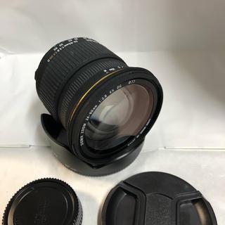 シグマ(SIGMA)のSIGMA 24-60mm F2.8 EX DG Nikon ニコン フルサイズ(レンズ(ズーム))