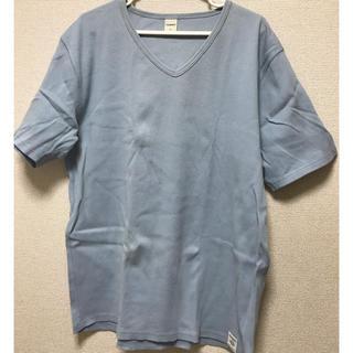 トミー(TOMMY)のTOMMY♡厚手リブTシャツXL(Tシャツ/カットソー(半袖/袖なし))