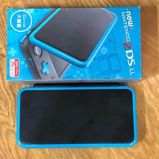 ニンテンドー2DS(ニンテンドー2DS)のnew NINTENDO DS2 LL(家庭用ゲーム本体)