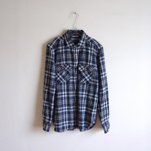 DELUXE(デラックス)のチェックシャツ メンズのトップス(シャツ)の商品写真
