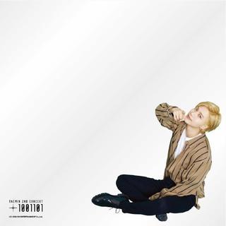 シャイニー(SHINee)のテミン 韓国 ソロコン T1001101 クリアメモシート(アイドルグッズ)